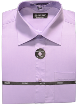 At the suit co we provide a great selection of Italian designed shirts