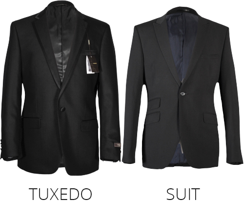 Wedding Tuxedos or Suits? Well whats the difference?