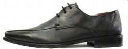 Black Lace-ups Dress Shoes
