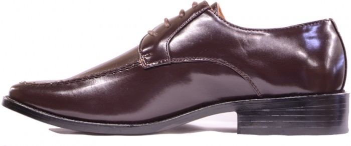 dark brown lace up dress shoes for men