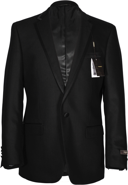 Vitarelli 3163 Mens Black Tuxedo The Suit Co